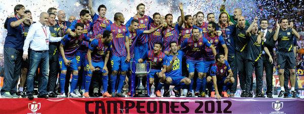 Campions copa 2012